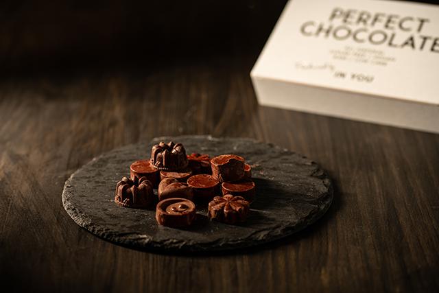 病気の人でも食べられるような身体に害を及ぼさない、血糖値を上げないローチョコレートがついに実現しました!